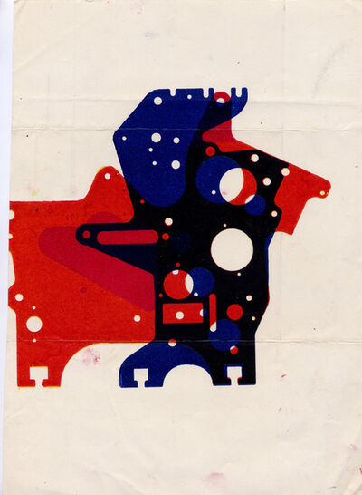 Karel Martens, 'Untitled', 1963