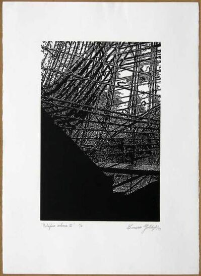 LEONARDO GOTLEYB, 'Urban metaphor VI', 1999