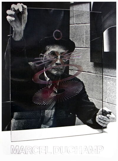 Richard Hamilton, 'The Oculist Witness-Marcel Duchamp', 1968