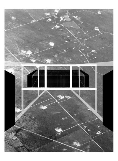 Seher Shah, 'Mammoth: Aerial Landscape Proposals', 2012