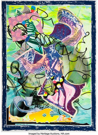Frank Stella, 'Nemrik', 1999