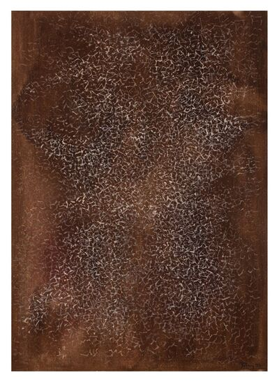 Mark Tobey, 'From the Meditative Series 1', 1954