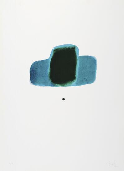 Waltercio Caldas, 'En su tinta mod 1', 2015