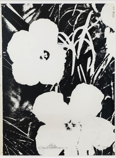 Andy Warhol, 'Untitled (Flowers)', 1964