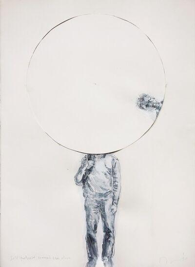 Pravdoliub Ivanov, 'Self Portrait Around the Clock', 2011