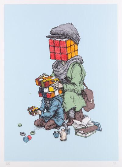 Rustam QBic, 'Mind Games', 2015