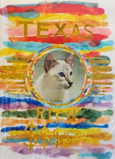 Alex Revier, 'Texas Rich', 2019