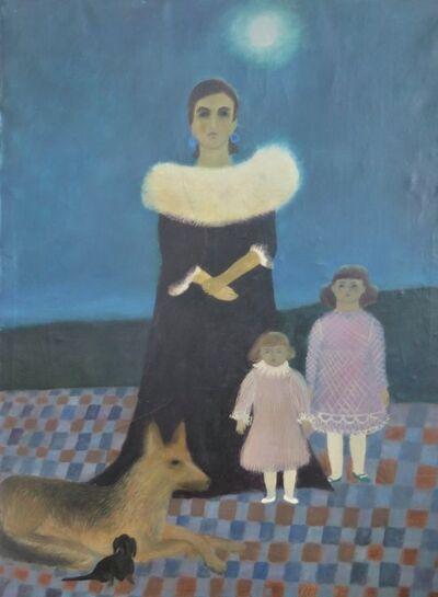 Maria Anto, 'Portret', 1962