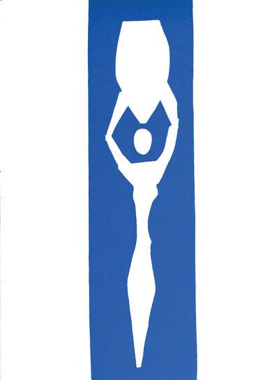 Henri Matisse, 'Nu Bleu II', 1954