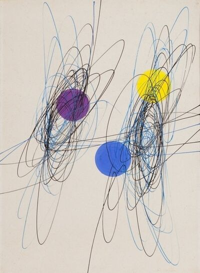 Roberto Crippa, 'Spirale', Seventies