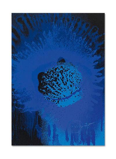 Otto Piene, 'Blue Sun', 1975