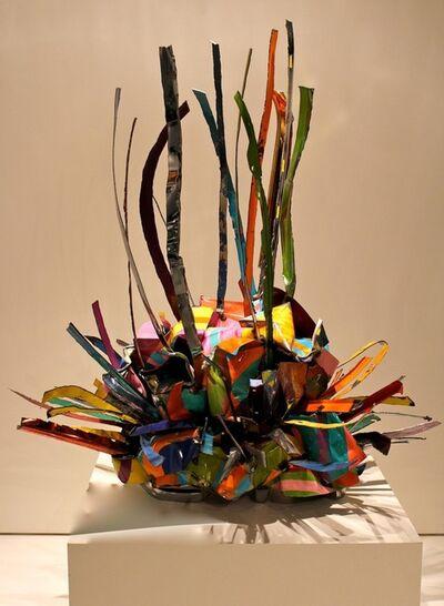 John Chamberlain, 'Mezzomangle', 2007