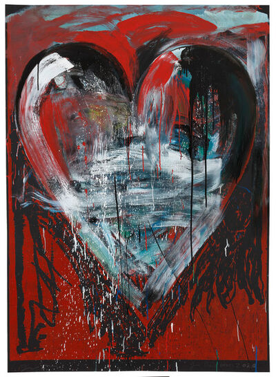 Jim Dine, 'Moon over Madison #3', 2020