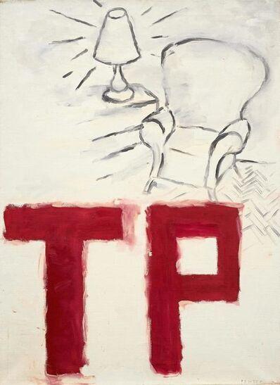 Andrei Roiter, 'Fragment eines Interieurs', 1987