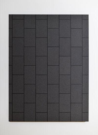 Patrick Hamilton, 'Abrasive painting # 20', 2015