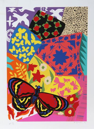 Hunt Slonem, 'Three Doves', 1980