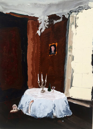 Genieve Figgis, 'Party for one', 2016