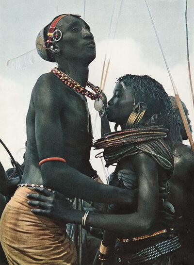 Mirella Ricciardi, 'Pokot Dancers, Western Kenya, East Africa', 19671968