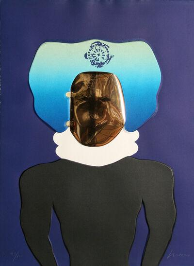 Jose Luis Cuevas, 'La Mascara', 1969
