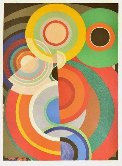 Sonia Delaunay, 'Automne ', ca. 1965