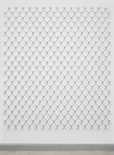 Arthur Analts, 'FENCE (HUMAN) I', 2018