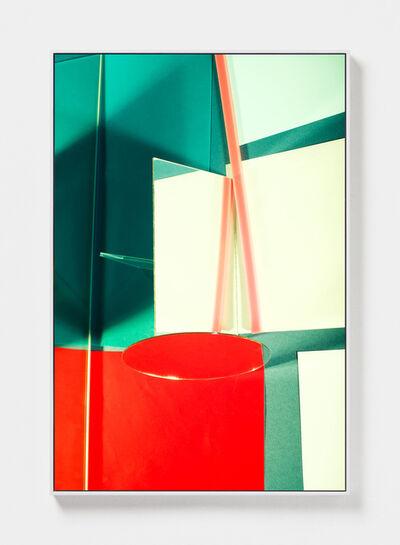 Lydia Wegner, 'Green Mirror', 2019