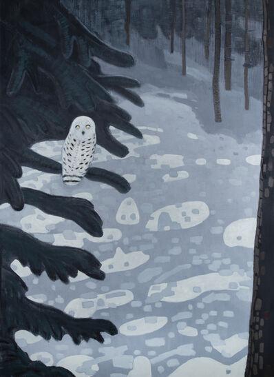 Mike Piggott, 'Snowy ', 2019