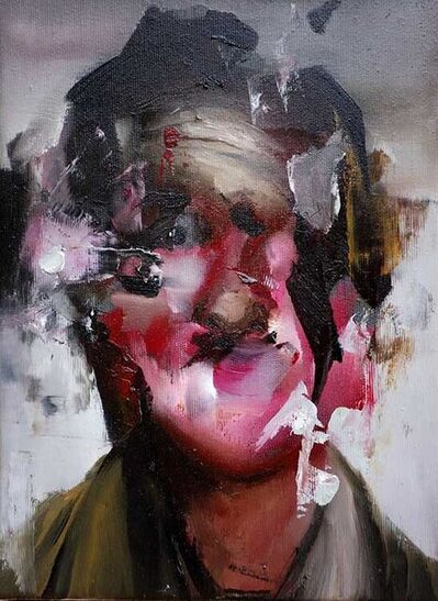 Florian Eymann, 'Portrait 15', 2019