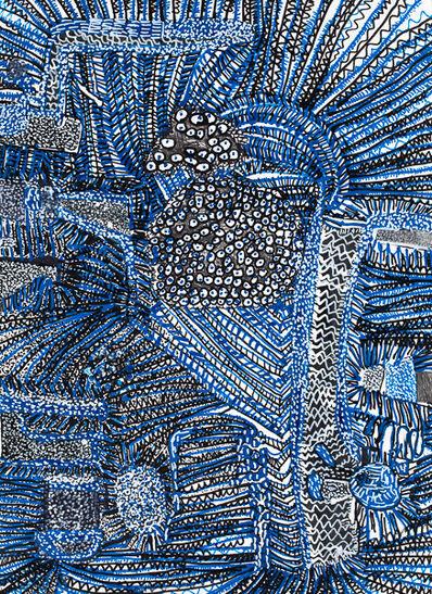 Laron Bickerstaff, 'Blue', 2017