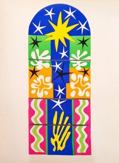 Henri Matisse, 'Nuit de Noel', 1958