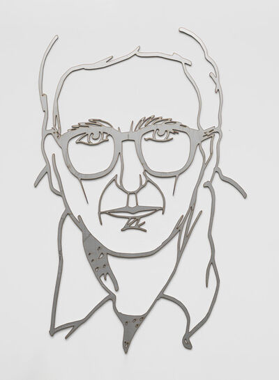 Tom Wesselmann, 'Self Portrait While Drawing (Edition)', 1986