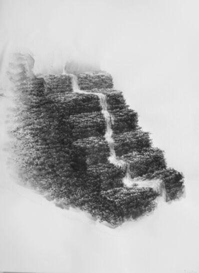 Rubén Fuentes, 'The staircase', 2014