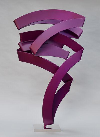 Bret Price, 'Aubergine', 2019