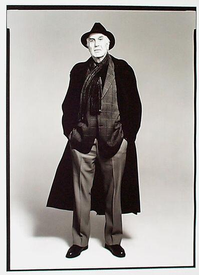 Richard Avedon, 'Harvey Lichtenstein', 1993