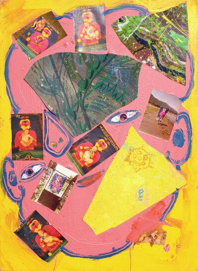 Isaiah Zagar, 'Baby Jeremiah', 1984