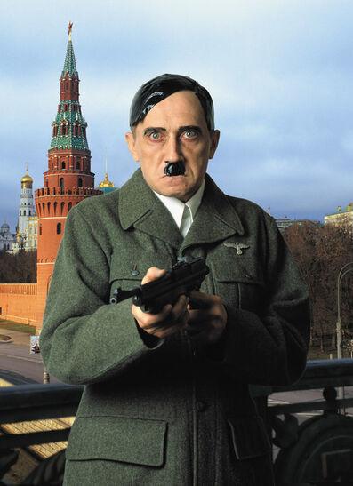 Vladislav Mamyshev-Monroe, 'Hitler. From StarZ series', 2005