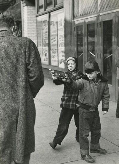 Art Shay, 'Nelson Algren Defends Himself', 1949