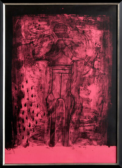 Rufino Tamayo, 'Affiche avant Lettre from the Mujer Suite', 1969