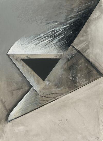 Jay DeFeo, 'Untitled (Rear Window Series)', 1982