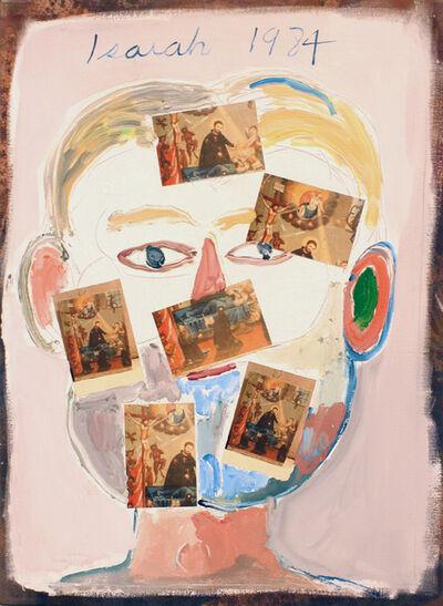 Isaiah Zagar, 'Mexico II', 1984