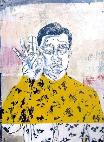 Adam Hemuss, 'Vauxhall Boy (Yellow)', 2016