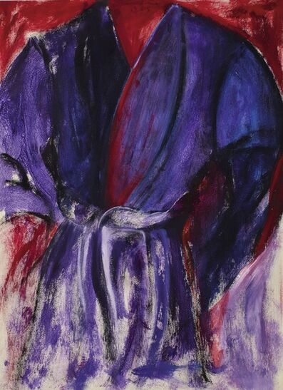 Jim Dine, 'Bathrobe ', 1983