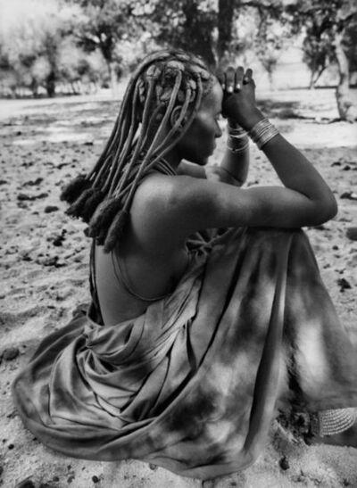 Sebastião Salgado, 'Genesis: A Himba Woman, Kaokoland, Namibia', 2005