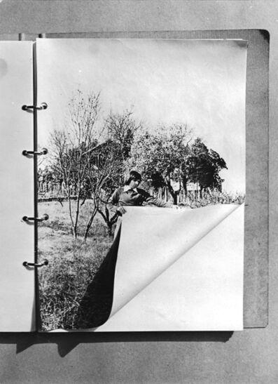 Ferenc Ficzek, 'Self-turning over', 1976