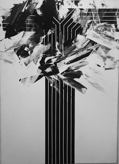 Luis Feito López, 'Pintura # 1453', 1991