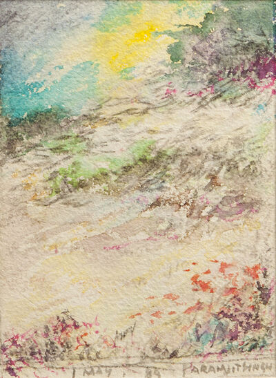 Paramjit Singh, 'Landscape', 1989