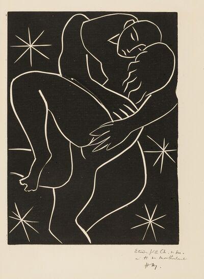 Henri Matisse, 'Etreinte (Pasiphaé) (see. Duthuit Books 10)', 1944