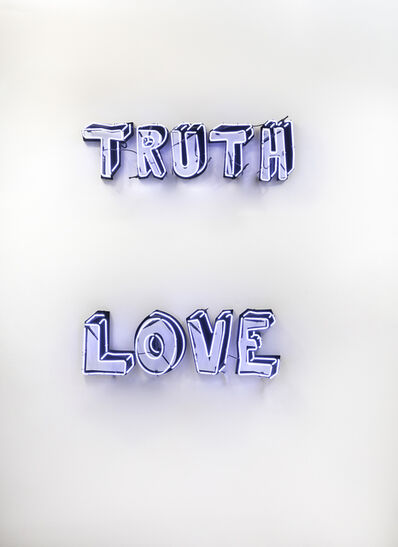 Tobias Rehberger, 'Real Truth & Love', 2020