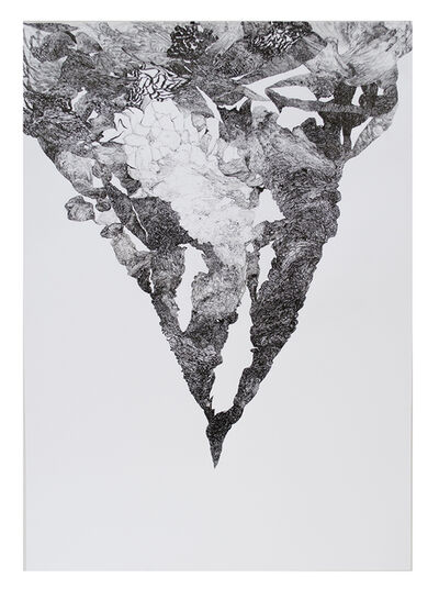 Inga Hehn, 'ohne Titel (untitled)', 2018