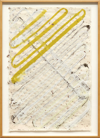 Ed Moses, 'Untitled Drawing', 1988